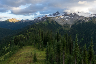 Camping Toilet Gamma : Glacier peak circumnavigation